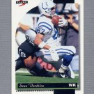 1996 Score Football #195 Sean Dawkins - Indianapolis Colts