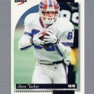 1996 Score Football #170 Steve Tasker - Buffalo Bills