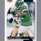 1996 Score Football #164 Johnny Mitchell - New York Jets