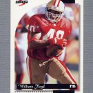1996 Score Football #006 William Floyd - San Francisco 49ers