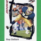 1995 Score Football #244 Ray Zellars RC - New Orleans Saints