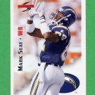 1995 Score Football #147 Mark Seay - San Diego Chargers