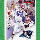 1995 Score Football #117 Don Beebe - Carolina Panthers