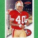 1995 Score Football #104 William Floyd - San Francisco 49ers