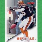 1995 Score Football #091 Darnay Scott - Cincinnati Bengals
