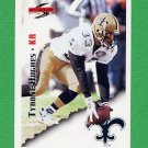 1995 Score Football #017 Tyrone Hughes - New Orleans Saints
