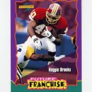 1994 Score Football #325 Reggie Brooks FF - Washington Redskins