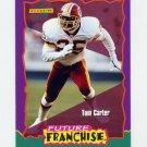 1994 Score Football #324 Tom Carter FF - Washington Redskins