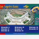 1994 Score Football #312 Los Angeles Rams TC / Kansas City Chiefs TC