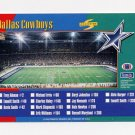 1994 Score Football #309 Dallas Cowboys TC / Denver Broncos TC