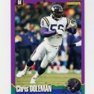 1994 Score Football #217 Chris Doleman - Atlanta Falcons
