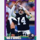 1994 Score Football #202 Neil O'Donnell - Pittsburgh Steelers