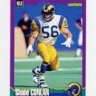 1994 Score Football #158 Shane Conlan - Los Angeles Rams