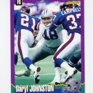1994 Score Football #156 Daryl Johnston - Dallas Cowboys