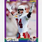 1994 Score Football #126 Gary Clark - Arizona Cardinals