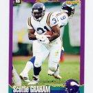 1994 Score Football #104 Scottie Graham RC - Minnesota Vikings