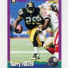1994 Score Football #094 Barry Foster - Pittsburgh Steelers