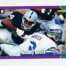1994 Score Football #047 Anthony Smith - Los Angeles Raiders