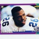 1994 Score Football #042 Kevin Smith - Dallas Cowboys