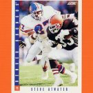 1993 Score Football #032 Steve Atwater - Denver Broncos