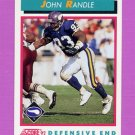 1992 Score Football #469 John Randle - Minnesota Vikings