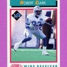 1992 Score Football #452 Robert Clark - Detroit Lions