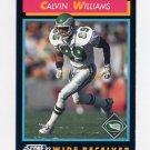 1992 Score Football #438 Calvin Williams - Philadelphia Eagles