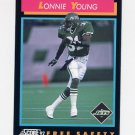 1992 Score Football #343 Lonnie Young - New York Jets