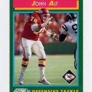 1992 Score Football #268 John Alt - Kansas City Chiefs