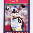 1992 Score Football #216 Bubby Brister - Pittsburgh Steelers