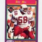 1992 Score Football #156 Eric Hill - Phoenix Cardinals