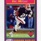 1992 Score Football #147 Eric Metcalf - Cleveland Browns