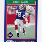 1992 Score Football #105 Steve Tasker - Buffalo Bills