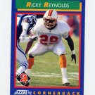 1992 Score Football #084 Ricky Reynolds - Tampa Bay Buccaneers