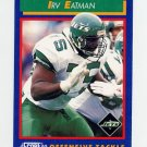 1992 Score Football #074 Irv Eatman - New York Jets