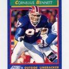 1992 Score Football #070 Cornelius Bennett - Buffalo Bills