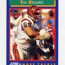 1992 Score Football #061 Tim Krumrie - Cincinnati Bengals