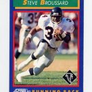 1992 Score Football #058 Steve Broussard - Atlanta Falcons