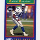 1992 Score Football #023 Eugene Robinson - Seattle Seahawks