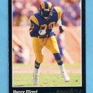 1993 Pinnacle Football #318 Henry Ellard - Los Angeles Rams
