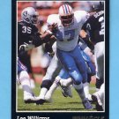 1993 Pinnacle Football #303 Lee Williams - Houston Oilers