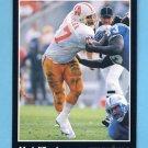1993 Pinnacle Football #290 Mark Wheeler - Tampa Bay Buccaneers
