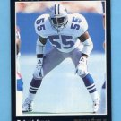1993 Pinnacle Football #283 Robert Jones - Dallas Cowboys