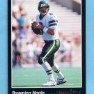 1993 Pinnacle Football #279 Browning Nagle - New York Jets