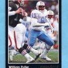 1993 Pinnacle Football #204 William Fuller - Houston Oilers