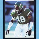 1993 Pinnacle Football #180 Brian Washington - New York Jets