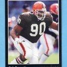 1993 Pinnacle Football #172 Rob Burnett - Cleveland Browns