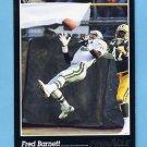 1993 Pinnacle Football #151 Fred Barnett - Philadelphia Eagles