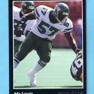 1993 Pinnacle Football #067 Mo Lewis - New York Jets