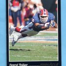 1993 Pinnacle Football #037 Darryl Talley - Buffalo Bills